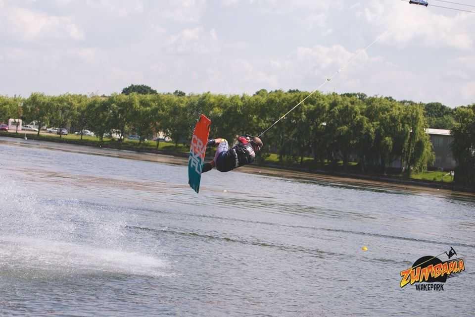 Wakeboarding – Zumbaala Wake Park Mogosoaia